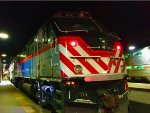 Metra 186 to Hinsdale