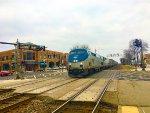 Amtrak 4 SW Cheif