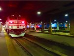 Metra 211 with 402 and 195