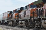 BNSF 6535 Roster.