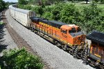 BNSF 7056 Roster.