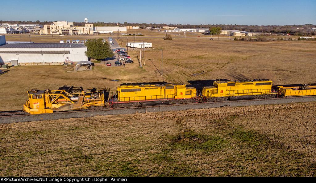 KCS 905, KCS 912, and KCS 913