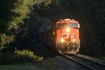 CN Southbound Coal Train