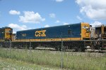 CSX 1023 and 2435
