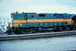 CN and Ontario Northland Railway in Cochrane