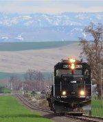 CWW Gravel Train