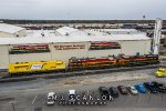 EMDX 7211  | EMD SD70AH-T4 | KCS Shreveport Yard