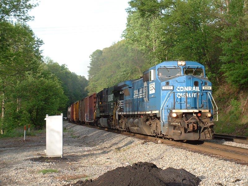 NS Train 174