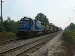 Q335-17 with Conrail power!!!!!