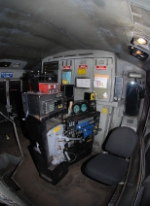 The cab of NW 8552