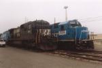NW 8613 & PRR 3006