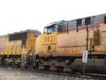 UP 5821 and 4247