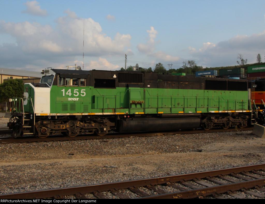 BNSF 1455