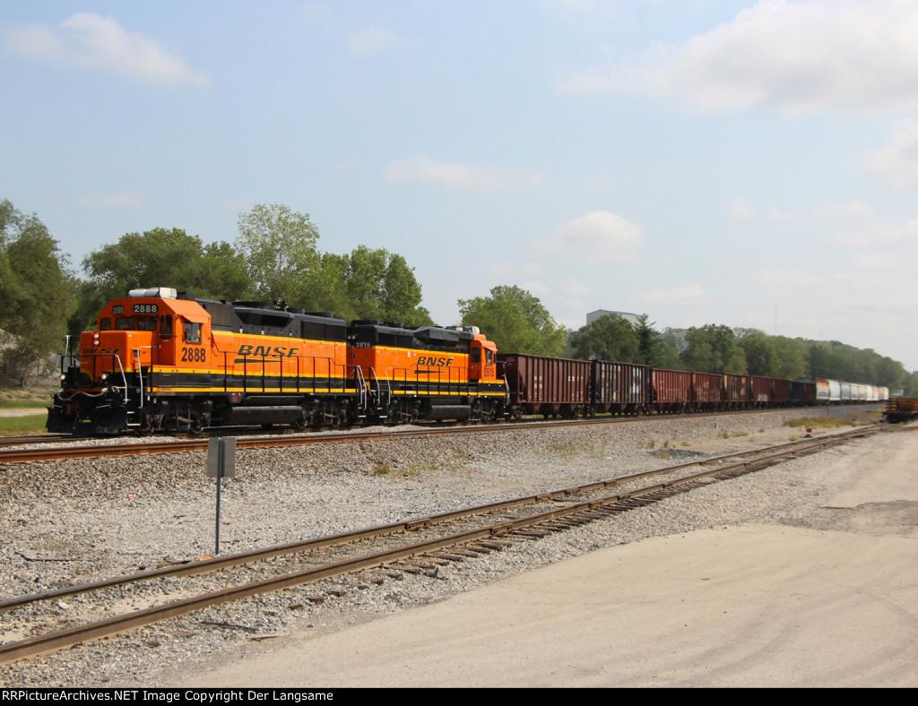 BNSF 2888