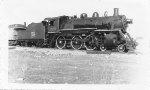 Central Vermont steam locomotive