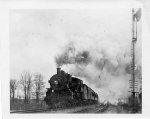 Grand Trunk Railway steam locomotive