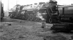 Canadian National steam locomotive