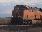 BNSF 8341 North Of Pasco