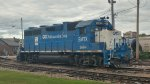 GMTX 2684 on the VTR in Burlington VT