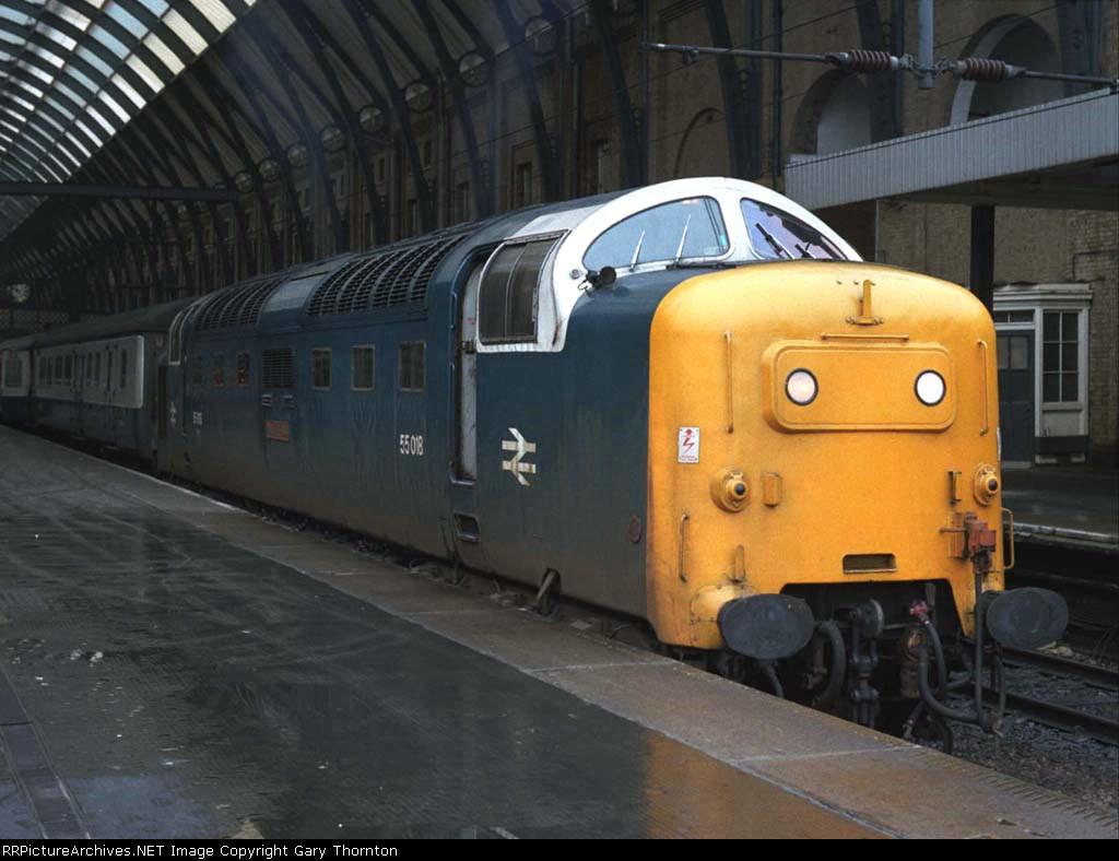 55018 'Ballymoss'