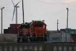 BNSF 3164 & BNSF 3116
