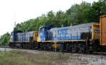 CSX 1184 & 1150