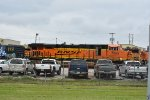 BNSF 7889 Roster.
