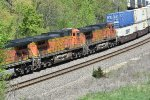 BNSF 5152 Roster.
