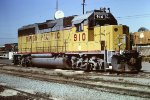 UP 910 (ex WP 3555)