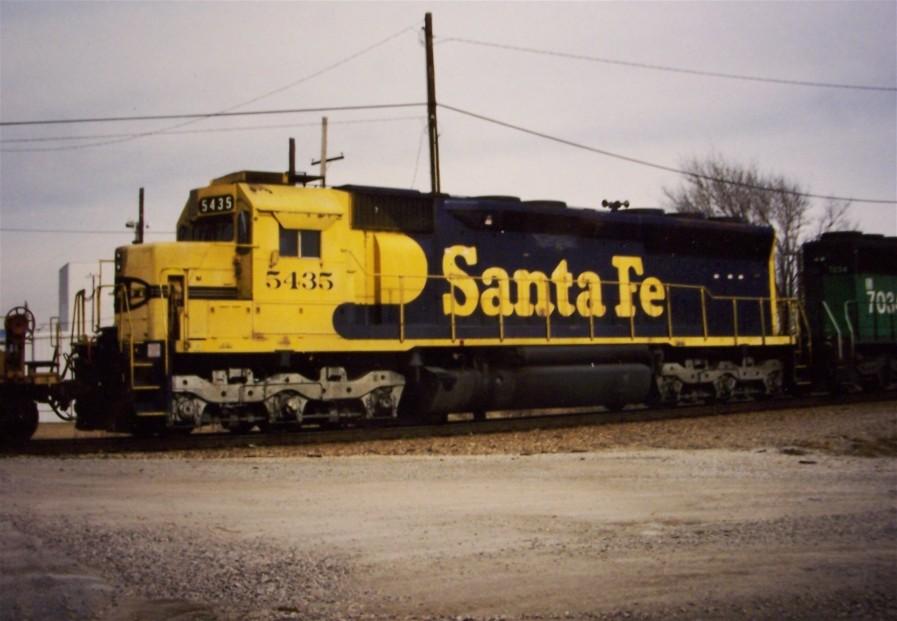 ATSF 5435