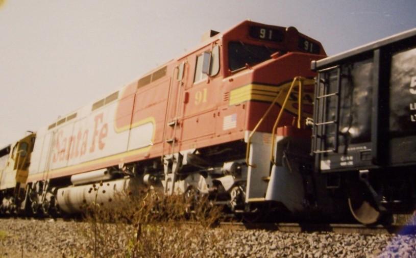 ATSF 91