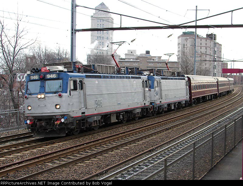 AMTK 946 & 923