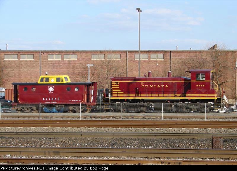 JTCX 9276 & PRR 477863