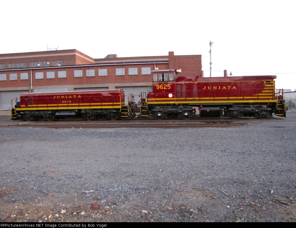 JTCX 9625 and 8850