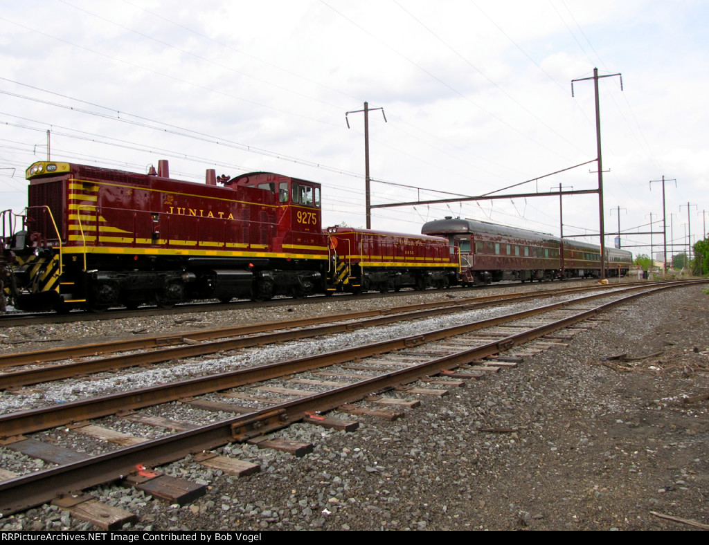 JTCX 9275 and 8850; PRR 120