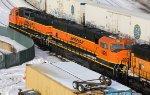 BNSF 1429, BNSF 129