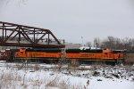 BNSF 3175, BNSF 3136