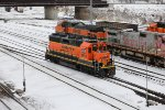 BNSF 2607