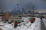 Northtown and the Minneapolis Skyline