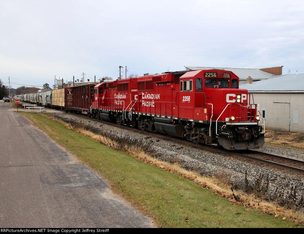 CP 2256