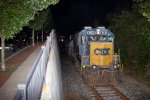 CSX GP39-2 #4319 on WPBU-20