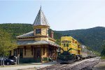 Conway Scenic Railroad's 'Mountaineer'