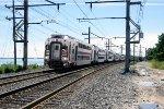 New Jersey Transit Train 3240