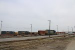 Yard power at CSX's Sibert Yard