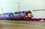 CSX 8164