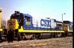 CSX 5511