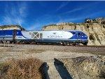 Amtrak Surfliner Siemens SC-44 #2112 Bolts through San Clemente