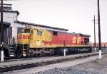 ATSF 8079 in Portland, Oregon