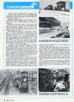 """""""Mountain Railroad Revisited,"""" Page 32, 1985"""
