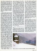 """""""Mountain Railroad Revisited,"""" Page 37, 1985"""